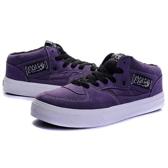 Vans Half Cab Pro Purple